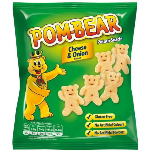 Pom-Bear C&O 36x19g